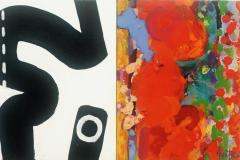 Cockburn Range Mazes no 3 2013 acrylic on canvas 30x49cm $950Breathing Colours June 15
