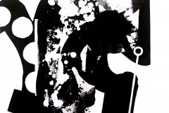 Search 2016 acrylic on canvas 56x56cm