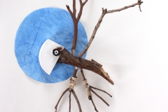 Big Beak and the Blue Moon, assemblage